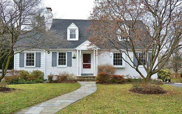 Cape Cod in Woodmoor - Silver Spring MD