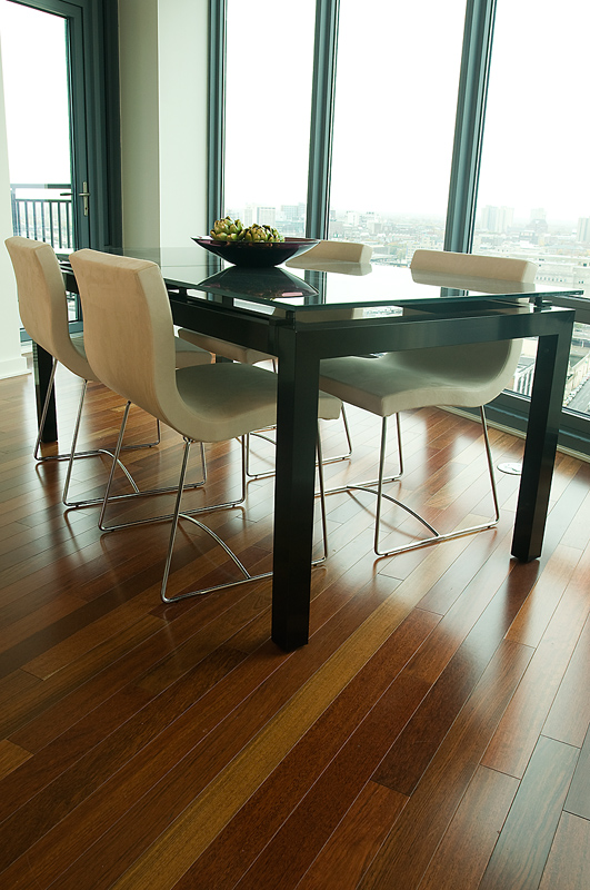 Preventing Scratches In Hardwood Floors