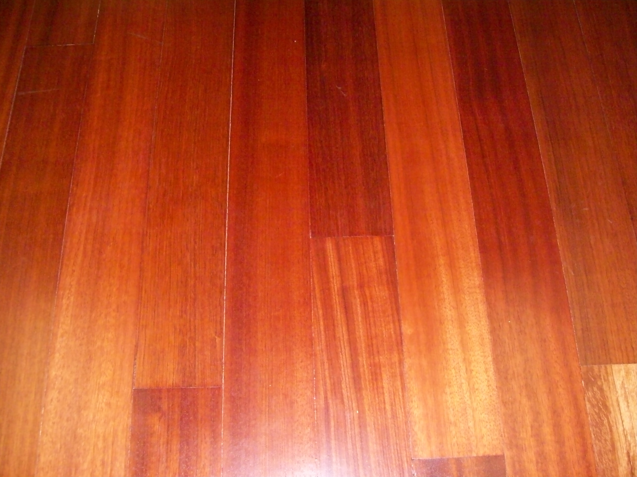 Brazilian cherry hardwood flooring in irvington ny for Brazilian cherry flooring