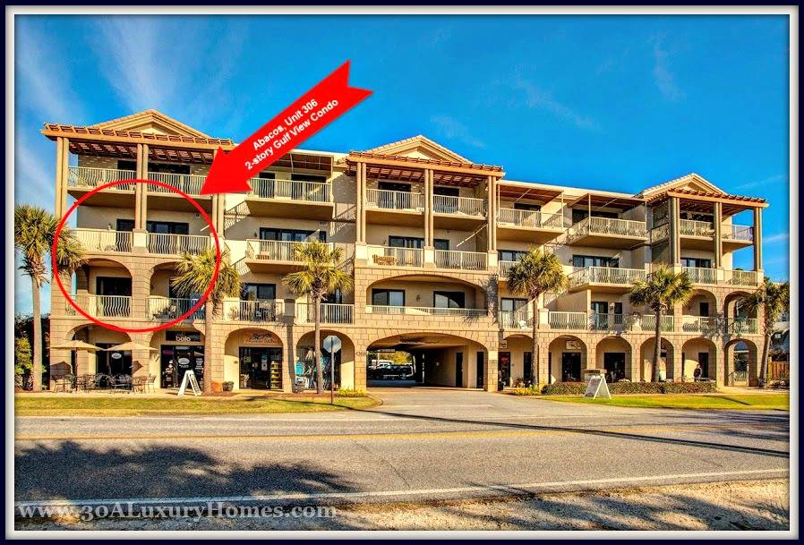 You will get nothing but the best in this stunning 30A condo for sale with fabulous Gulf views in Santa Rosa Beach FL!
