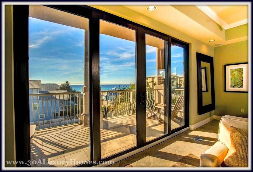 You'll also love the large windows that allow plenty of natural light to stream in this gorgeous Santa Rosa Beach FL condo for sale.