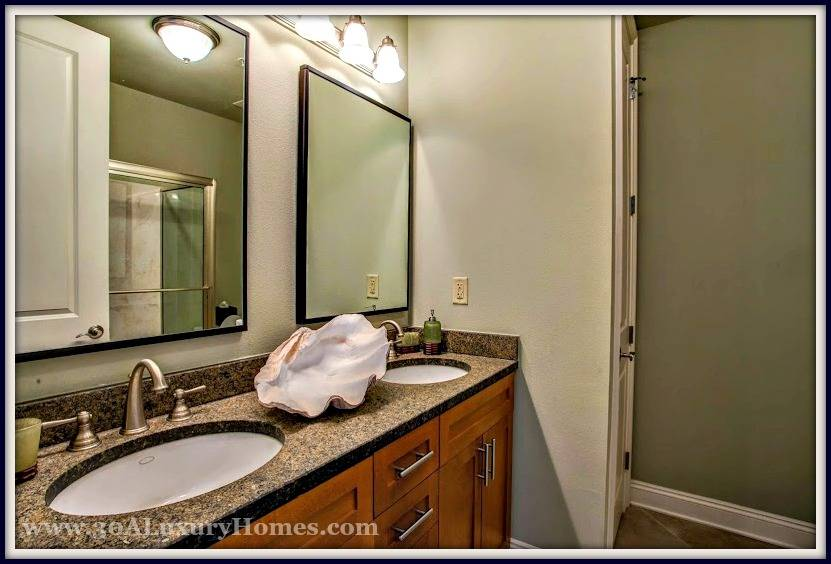 You will defintely love the luxurious feel of the upgraded master bath with walk-in shower and a spa-like atmosphere in this Abacos condo for sale in Santa Rosa Beach FL.