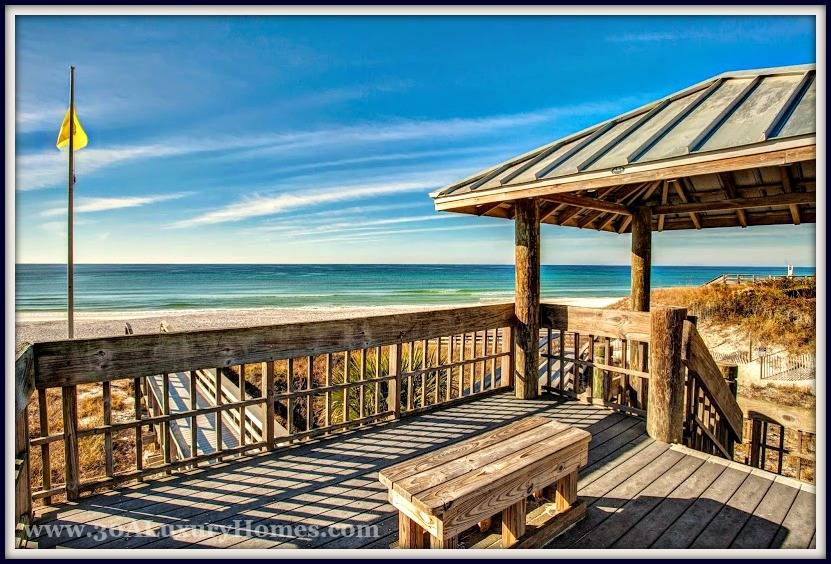Take delight in your close proximity to the pristine beach when you live in this Santa Rosa Beach FL condo.