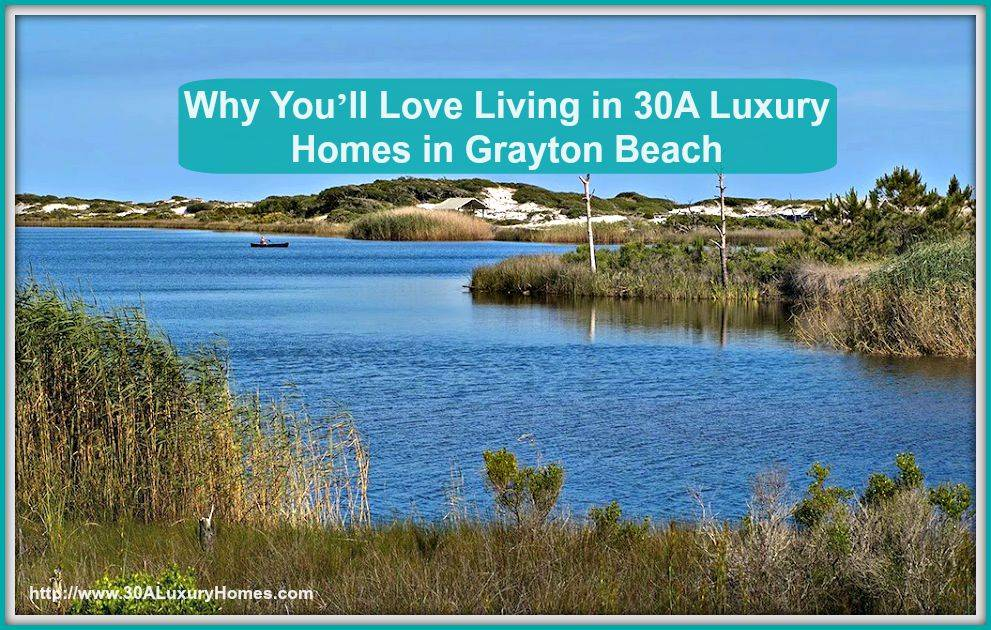 Find out why Grayton Beach is awesome community to look into when hunting for homes along 30A.