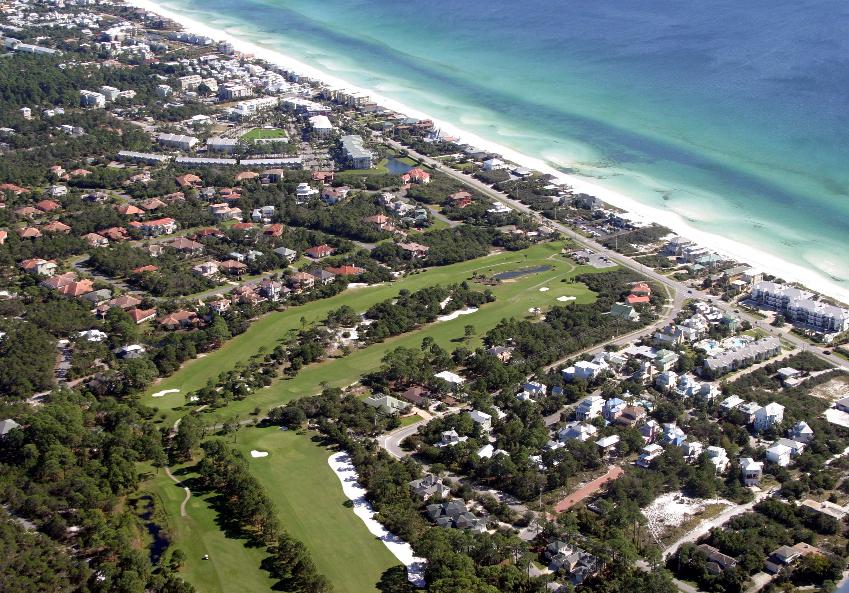 Golf Courses In Santa Rosa Beach Florida