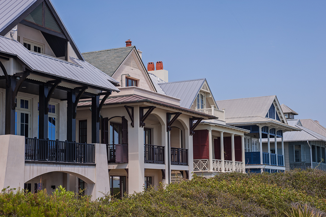 Where to shop along 30a for 30a home builders