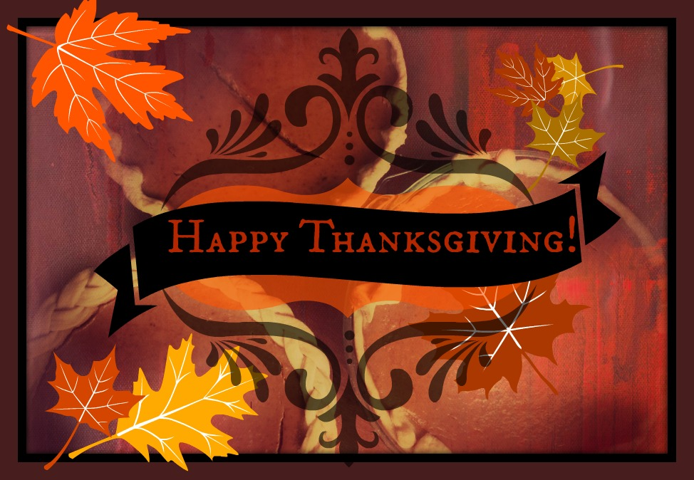 Happy Thanksgiving To All Of My Friends Family And Clients