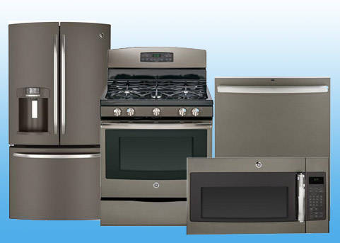 Lg Black Stainless Kitchen Appliance Line