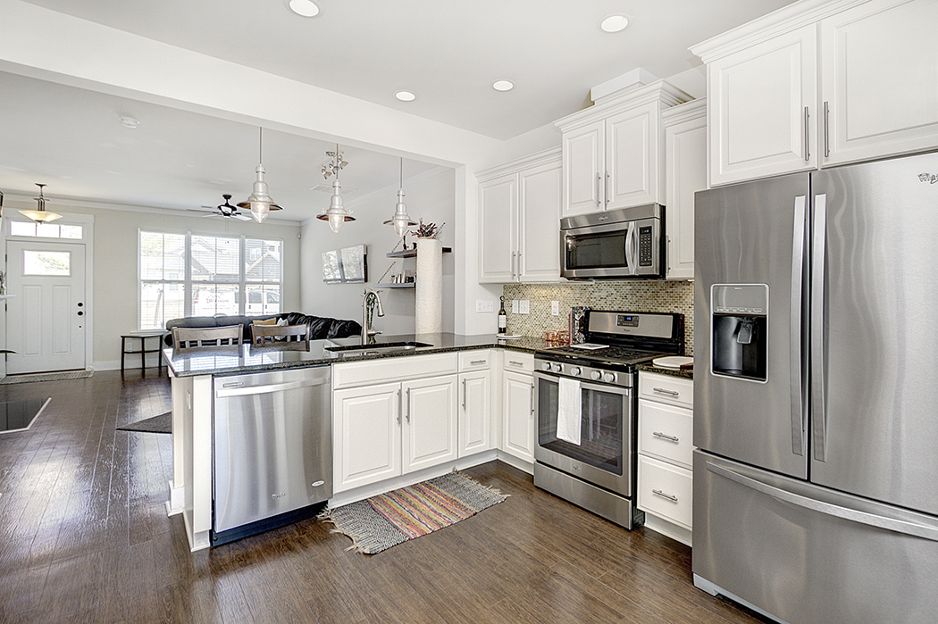 Fab kitchen in Brightwalk Townhome