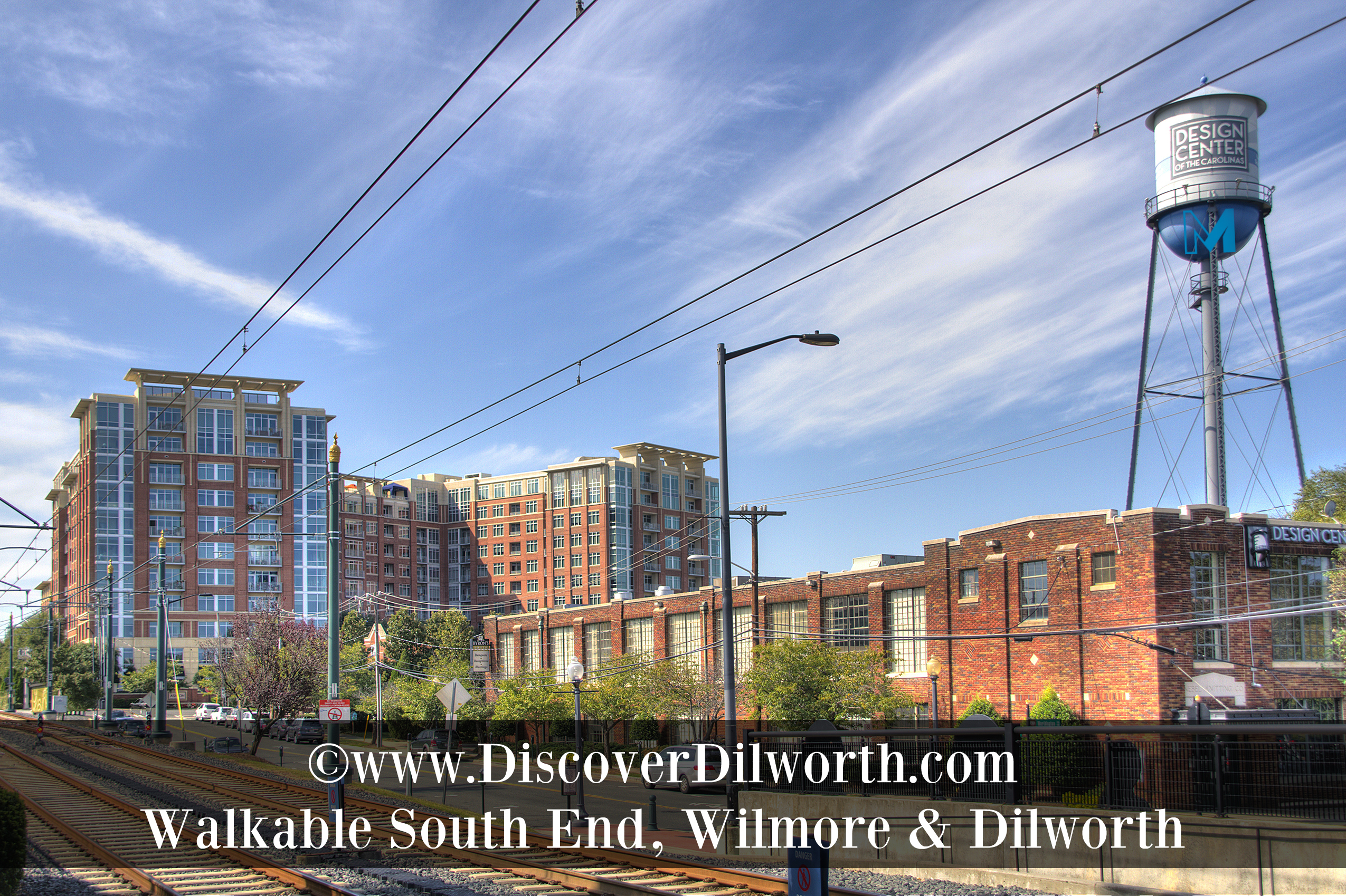 Walkable Dilworth Wilmore and South End