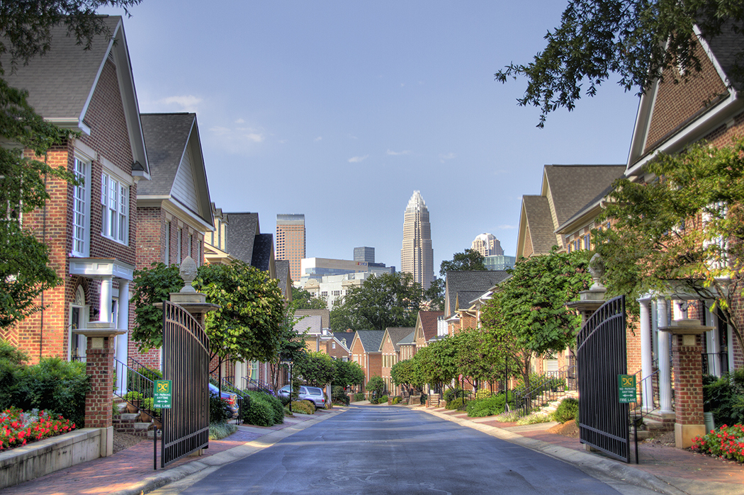 Charlotte homeownership in Dilworth