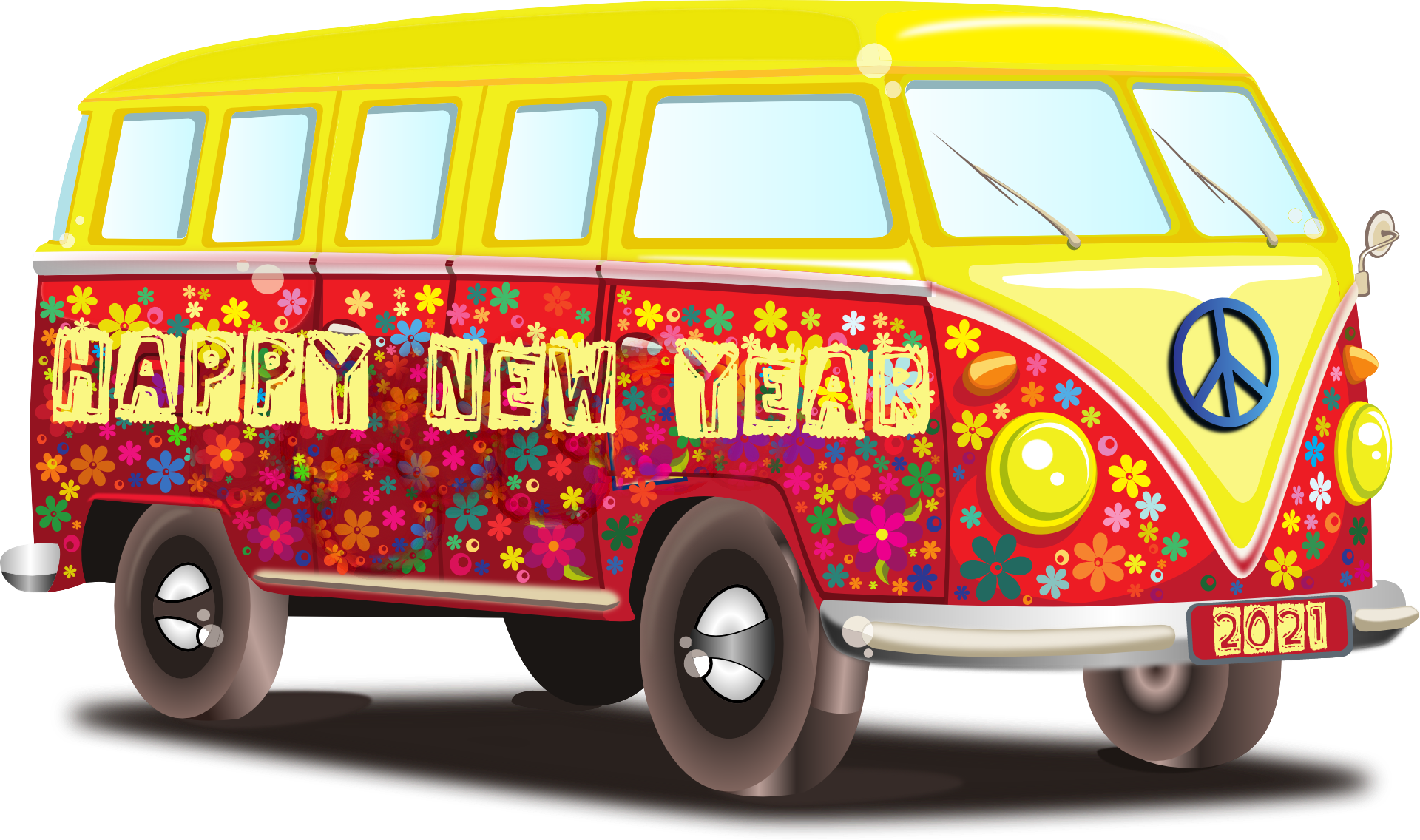 Have a Groovy New Year