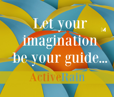 Let your imagination be your guide