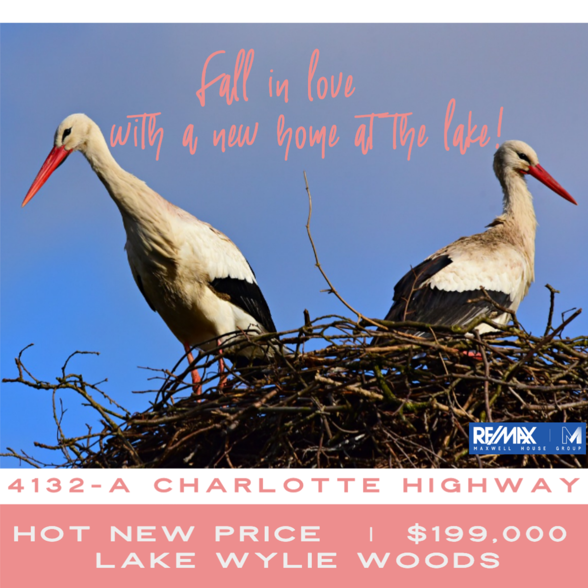 HOT new price in Lake Wylie Woods