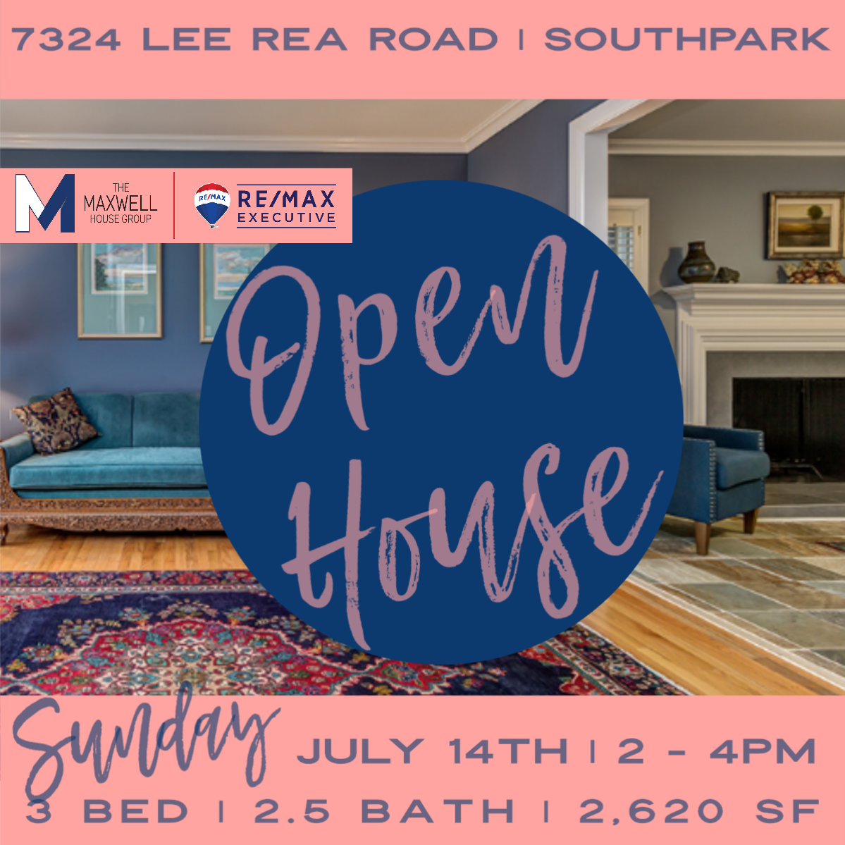 SouthPark Open House THIS WEEKEND