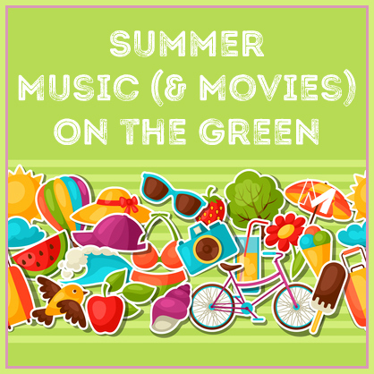 Summer Music Series on the Green at Promenade