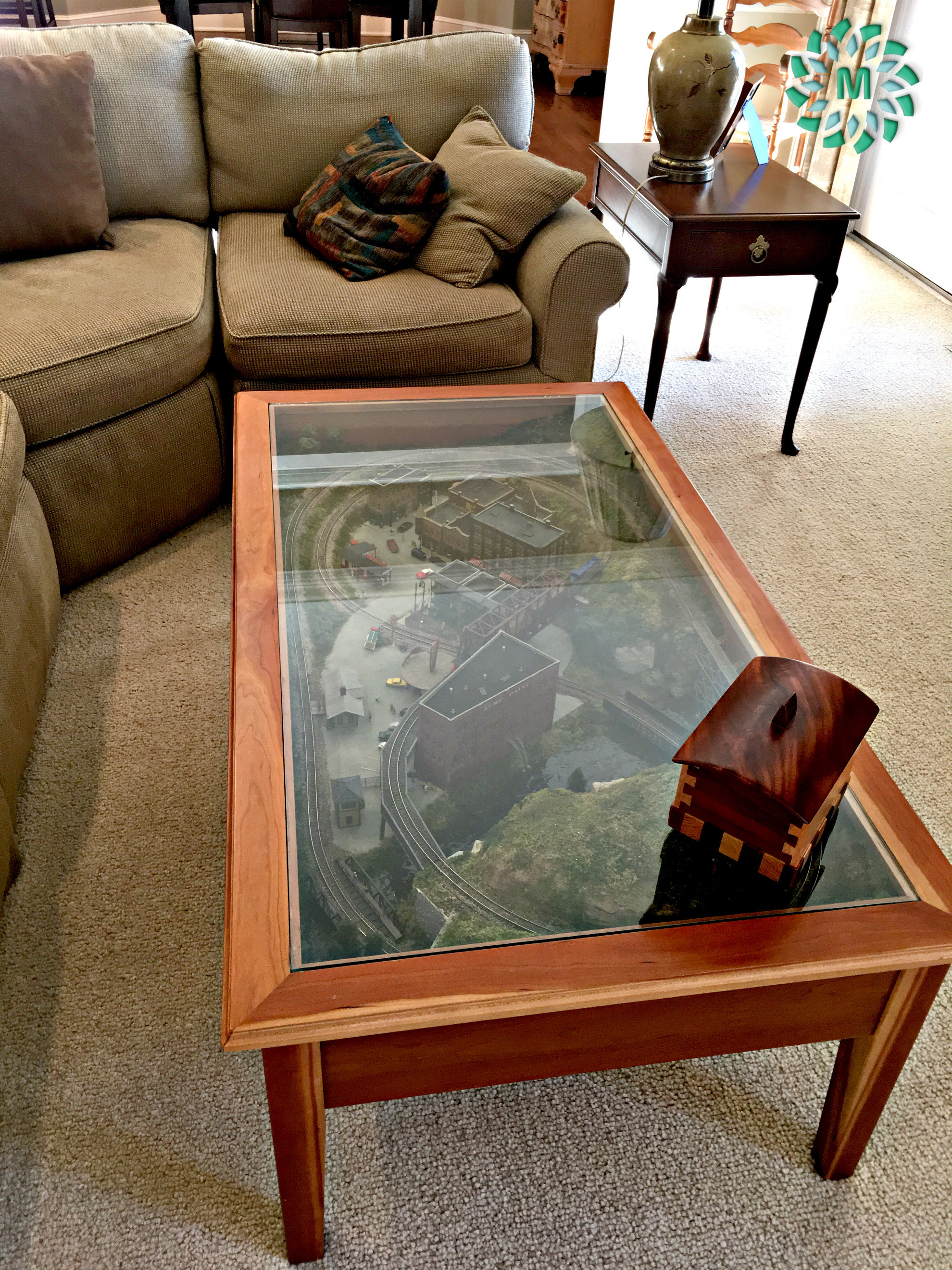 Strange Tuesday Treasures Table Trains Creativecarmelina Interior Chair Design Creativecarmelinacom