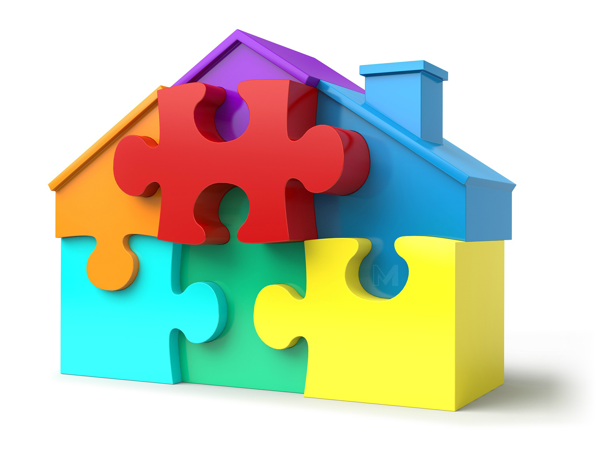 Pieces of the mortgage puzzle
