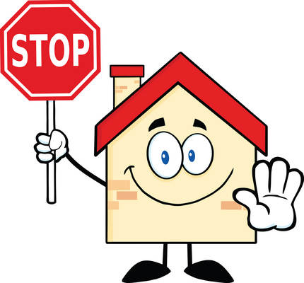 Please don't stop selling my house!