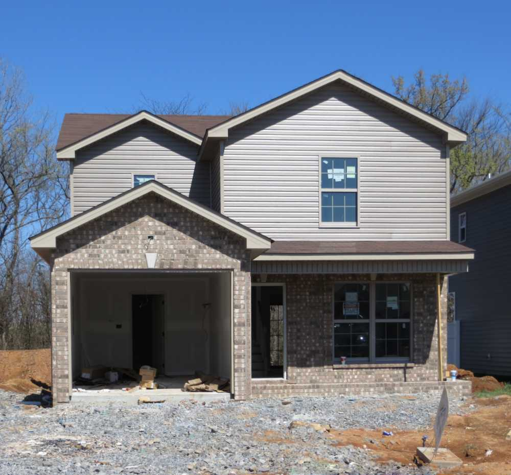 No more new homes in villas at meriwether clarksville for New construction homes in clarksville tn