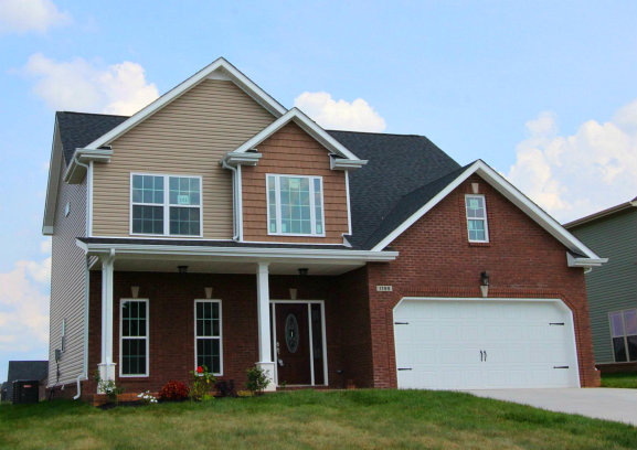 4 bedroom homes are big sellers in clarksville tn for Home builders clarksville tn