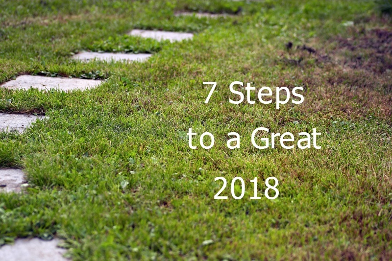 7 steps on the path