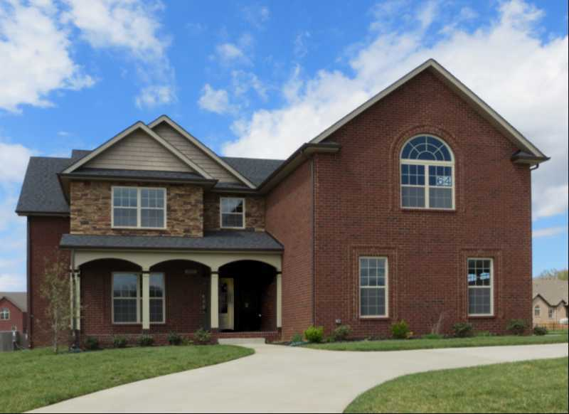 Lot 64 boyer farms home in clarksville tn sold for New construction homes in clarksville tn