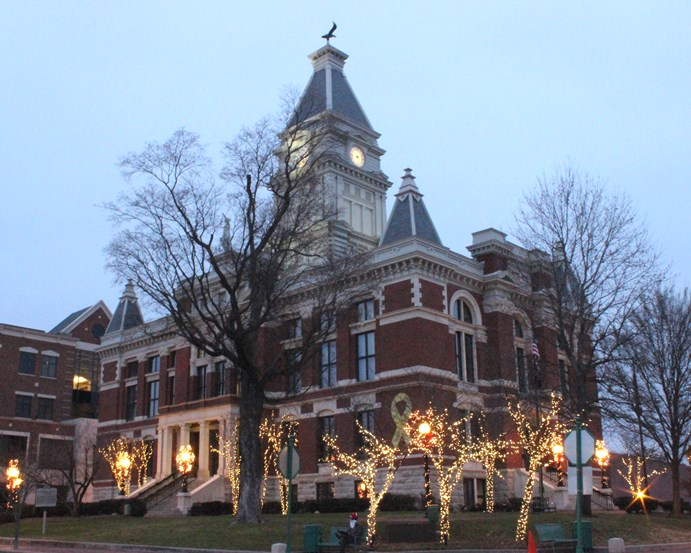 Christmas in Downtown Clarksville