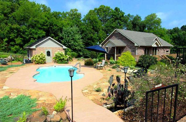 Homes For Sale With Swimming Pools In Clarksville Tn