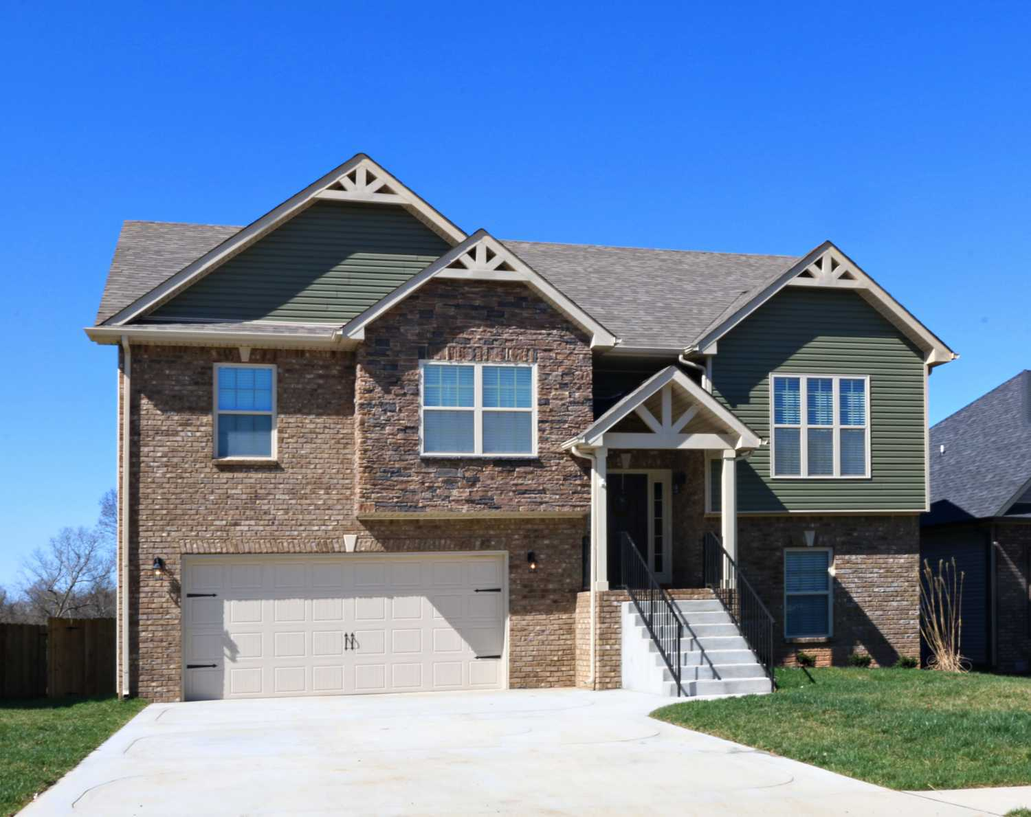 New home neighborhoods in rossview elementary clarksvil for New construction homes in clarksville tn