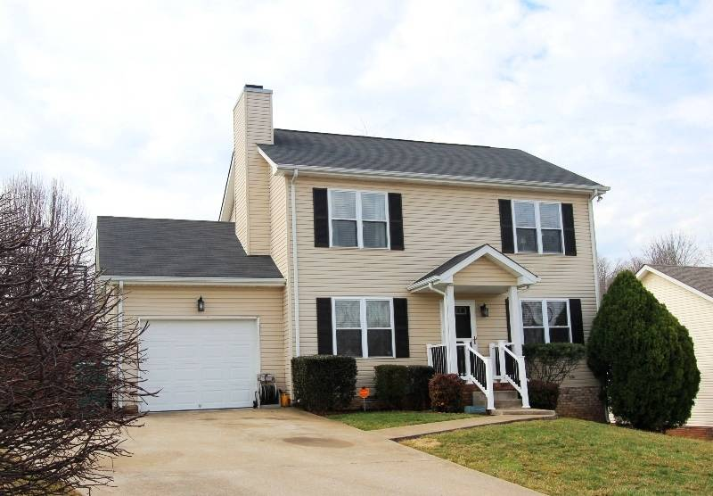 424 cyprus ct pine ridge subdivision clarksville tn n for Home builders clarksville tn