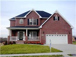 New homes for sale with basements clarksville tn for New construction homes in clarksville tn