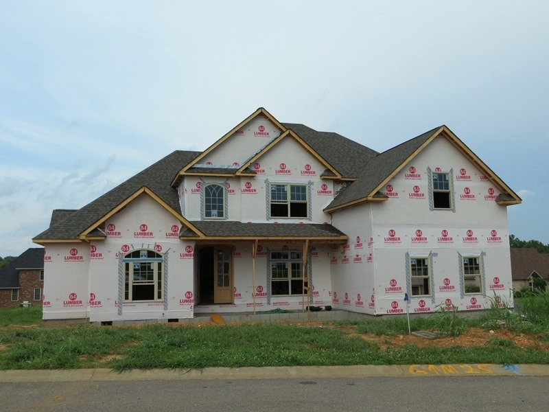 Spring is time for building a new home in stones manor for New construction homes in clarksville tn