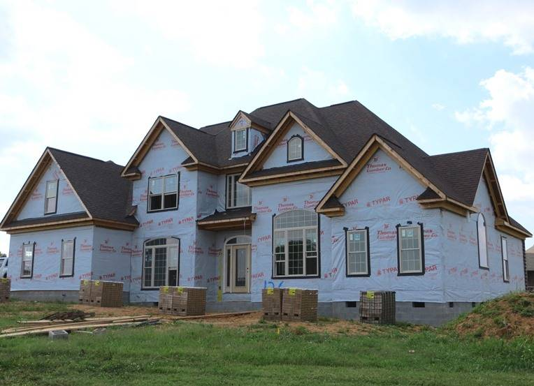 Building a home in Stones Manor