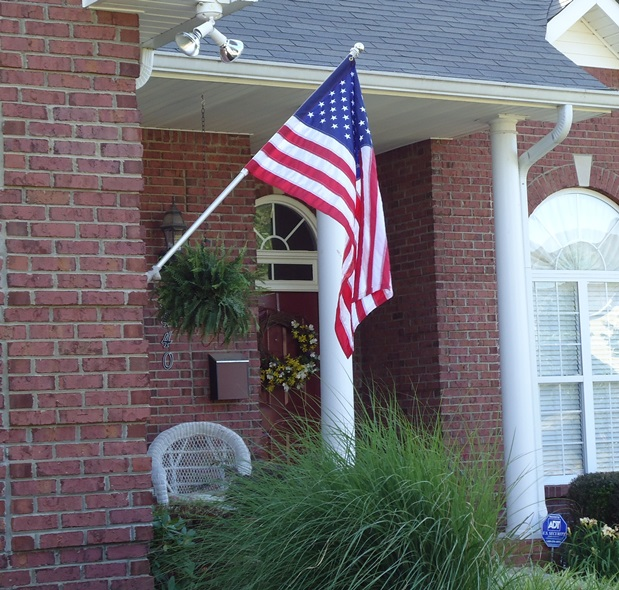 A Flag Can Help Your Home Faster