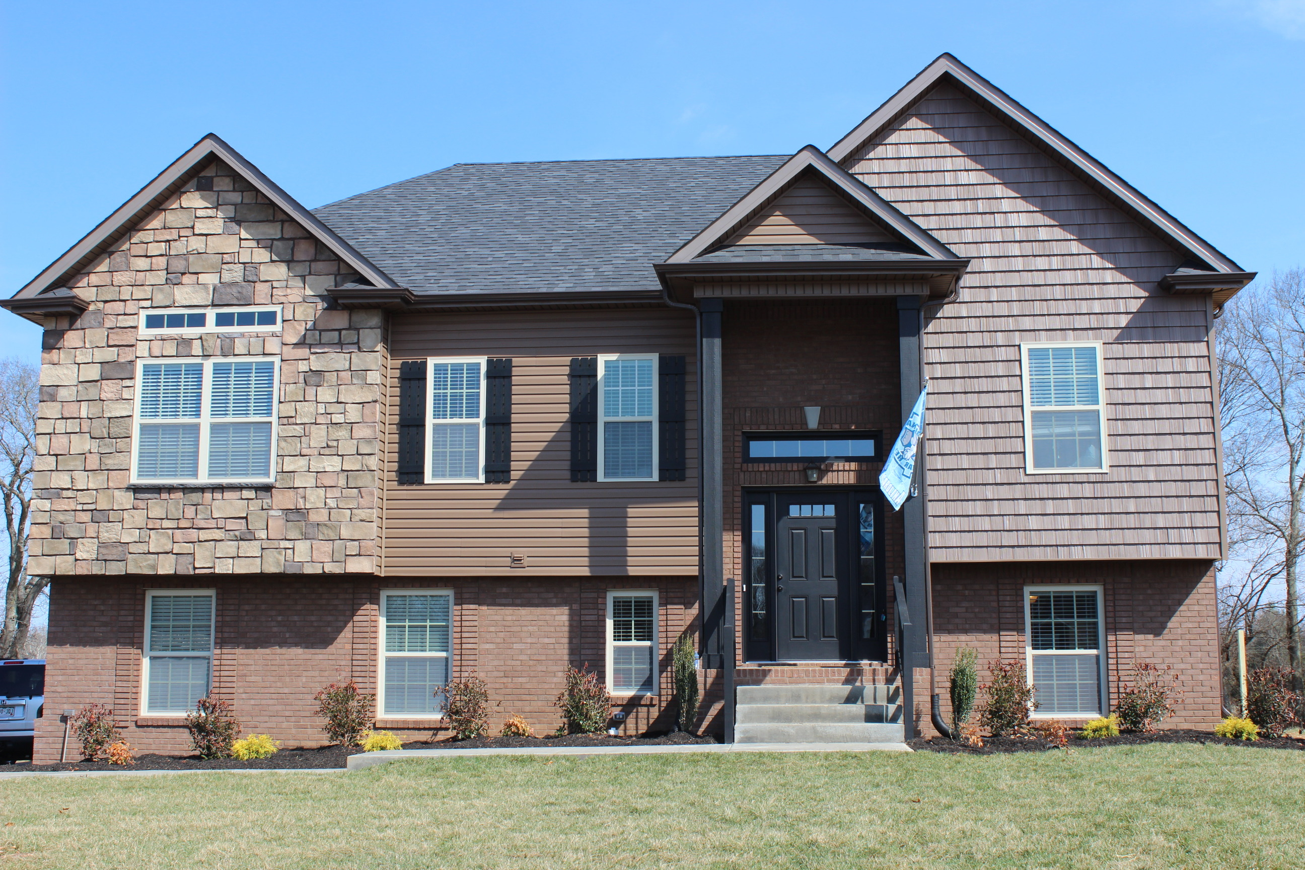 new construction homes with basements clarksville tn