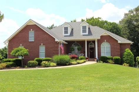 Meadows of Hearthstone Clarksville TN home