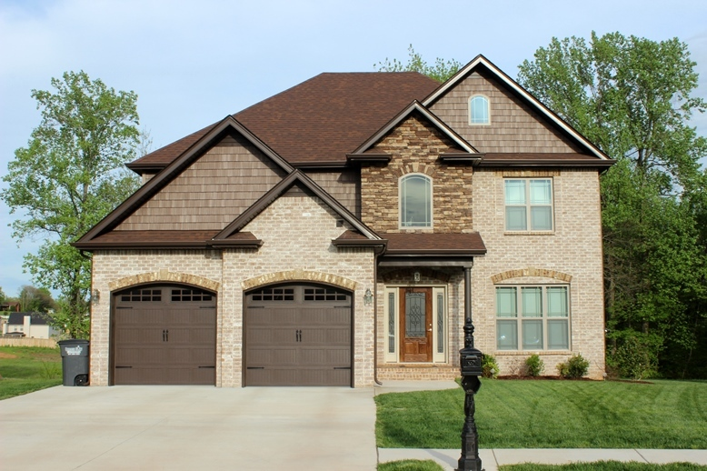 What homes are available near rossview high clarksville for Home builders clarksville tn