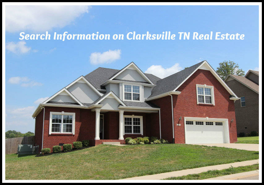 Clarksville TN Homes