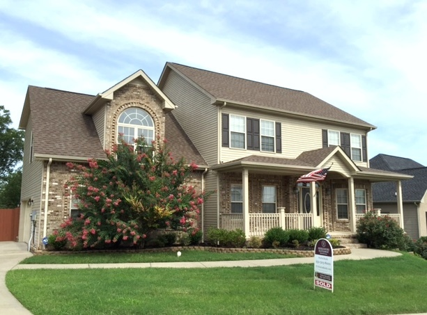 Home sold in Riverbend Landing
