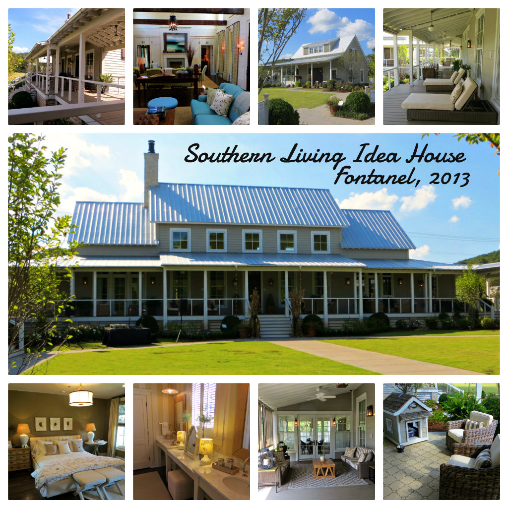 Southern Living Idea House At Fontanel