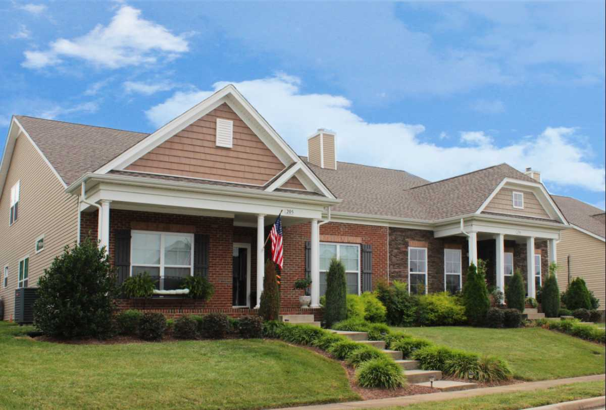 Wilson green new homes for sale in clarksville tn for Home builders clarksville tn