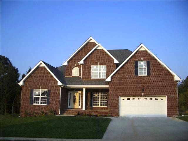 Homes for sale market update may 2015 terraces of heart for New construction homes in clarksville tn