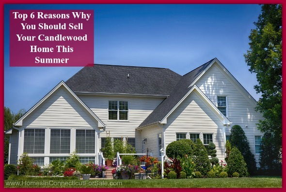 This explains the reasons why summer can be a perfect time for your Candlewood Lake waterfront home for sale.