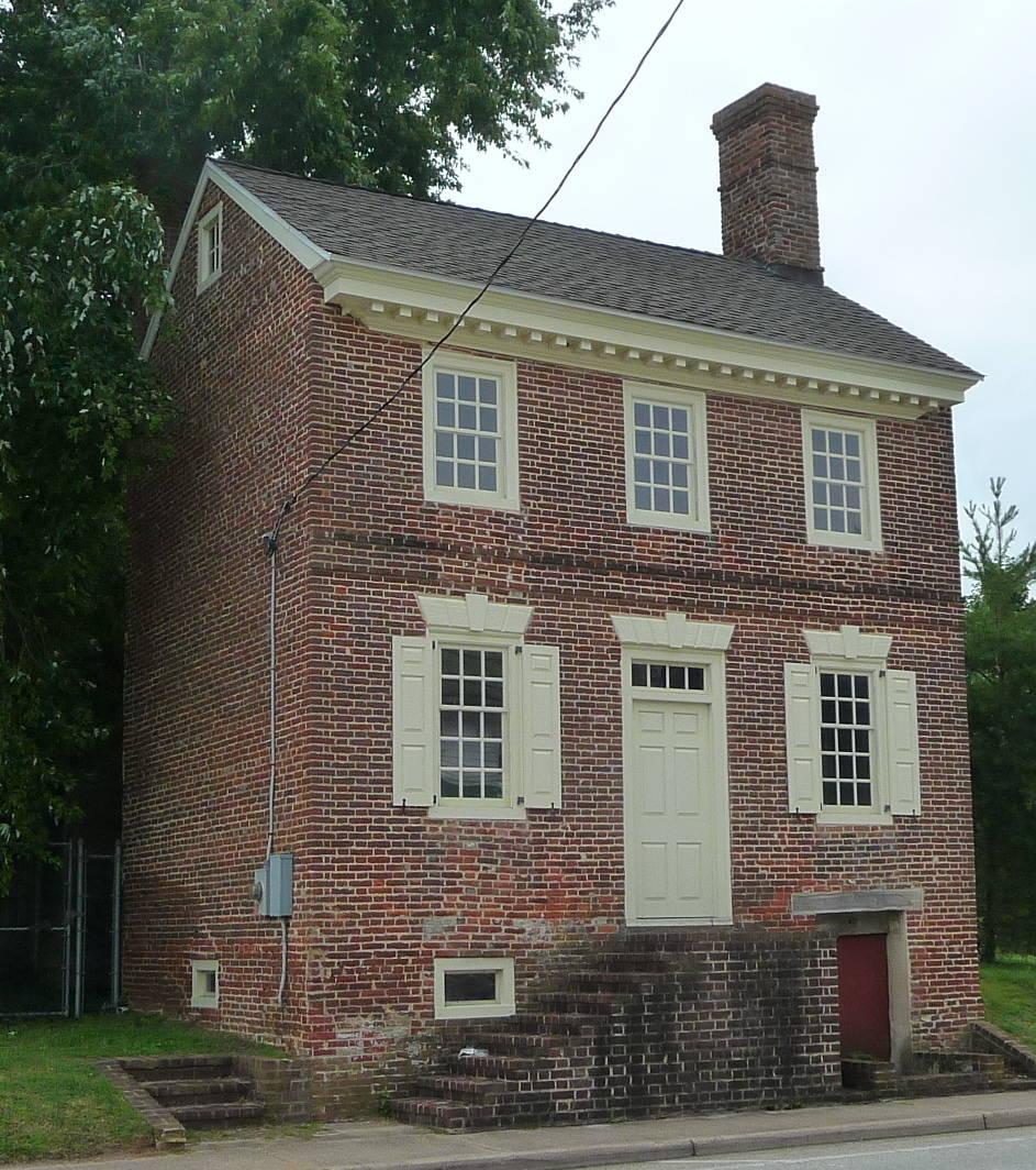 Creighton-Jones House, Smyrna DE