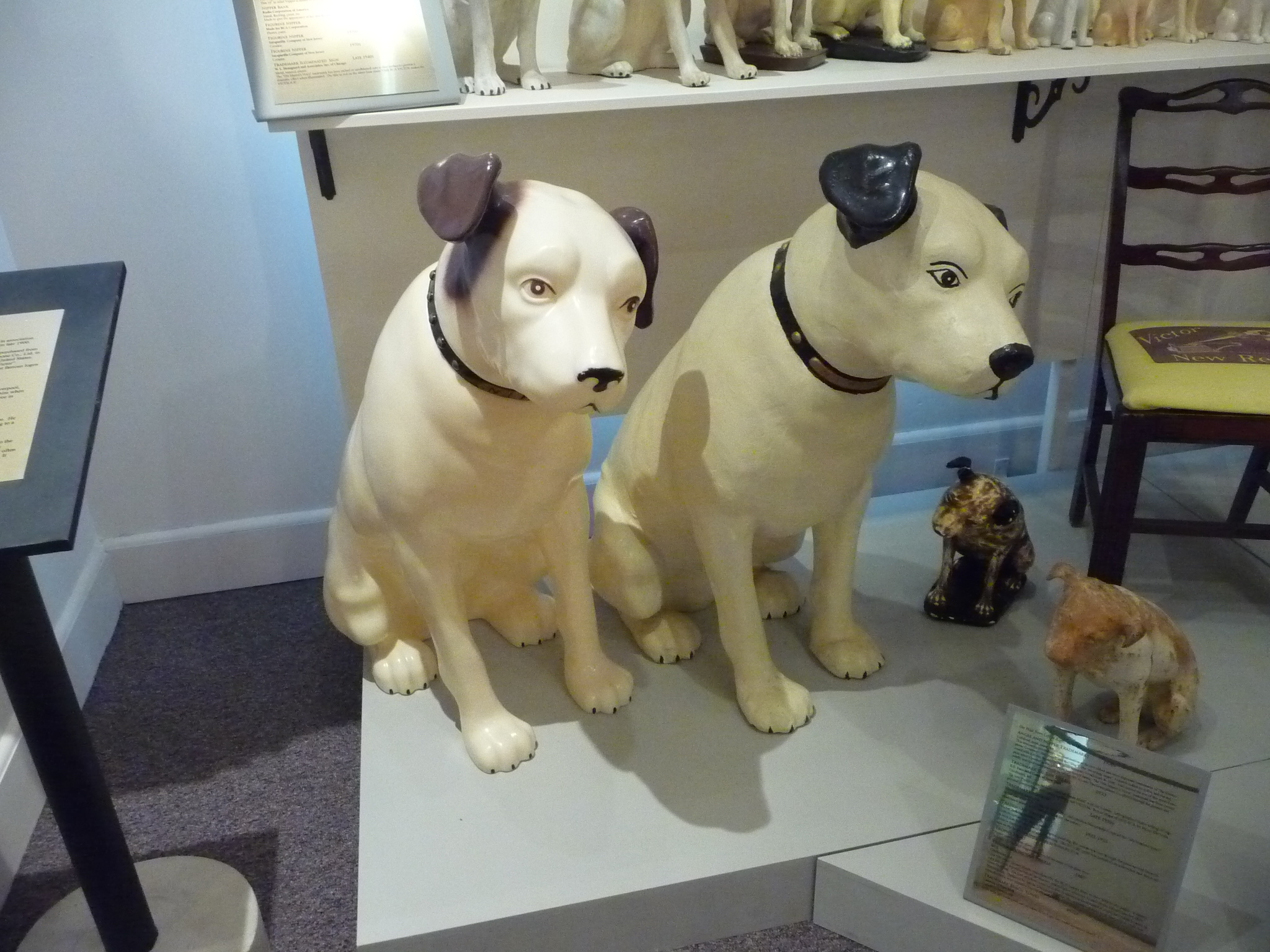 RCA Victor dogs