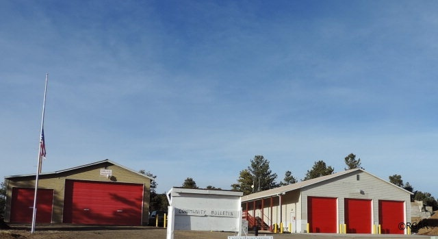 Deer Mountain Fire Station Cotopaxi CO 81223