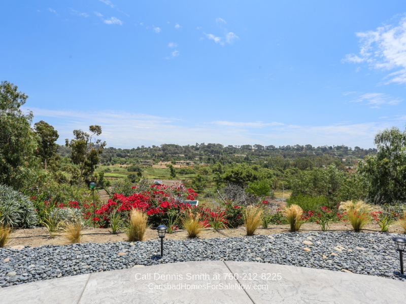 Encinitas CA Luxury Homes for Sale - Privacy, relaxation, and stunning views from every window await you in this luxury home for sale in Encinitas.