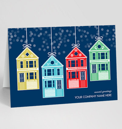 The Gallery Collection Christmas Cards.Real Estate Ad Ideas It S Showtime