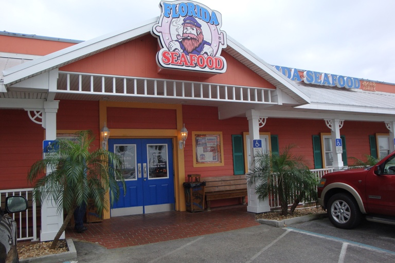 Florida S Seafood As Locals Refer To It Is Not A Chain Restaurant Family Owned And Operated The Atmosphere Casual Friendly